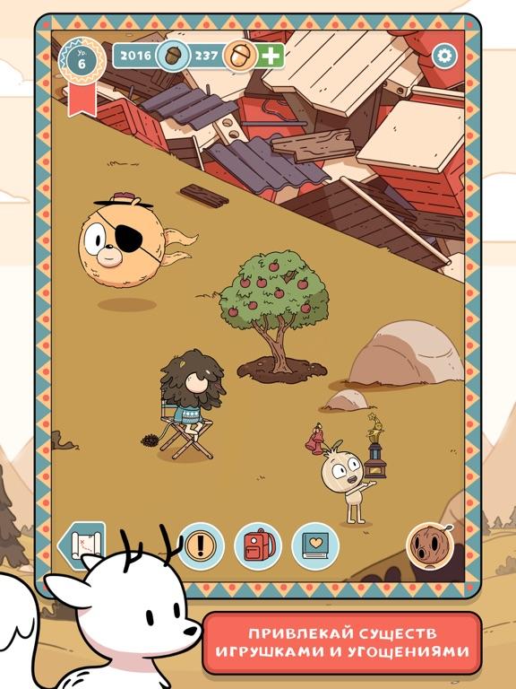 Hilda Creatures на iPad