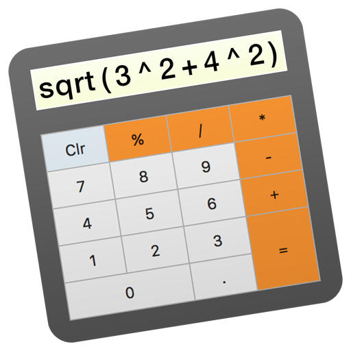 Calculator + ƒ for Mac