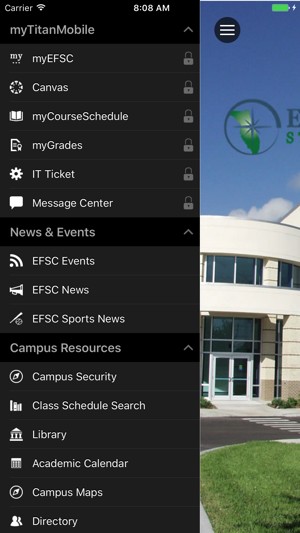 Ucf Cocoa Campus Map.Titan Mobile On The App Store