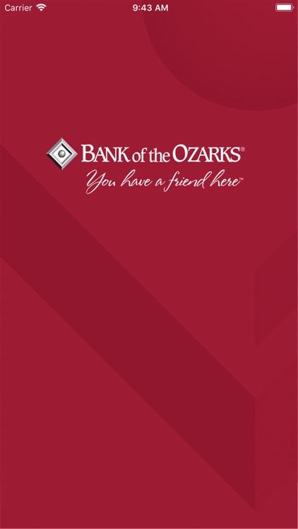 Bank of the Ozarks Mobile