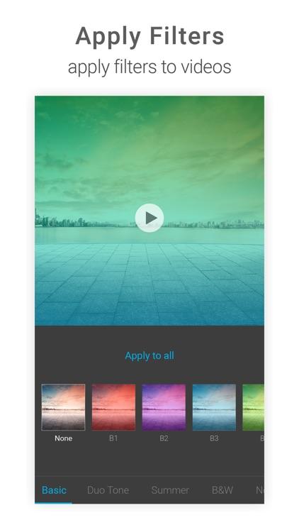 Video Editor -Crop Video Maker screenshot-3