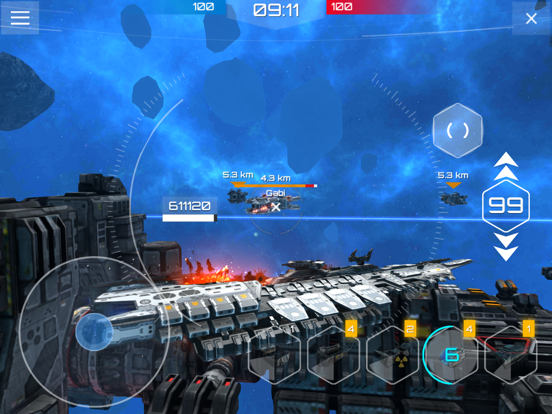 Planet Commander: Space action screenshot 10