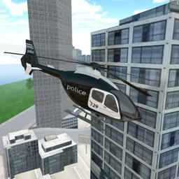 Police Helicopter Simulator: City Flying