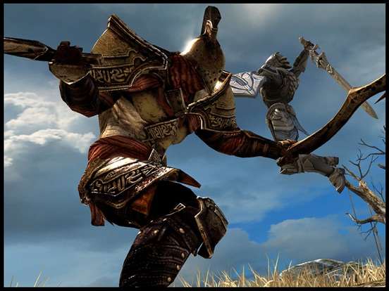 Screenshot #5 for Infinity Blade