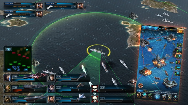 Battle Warship: Naval Empire screenshot-5