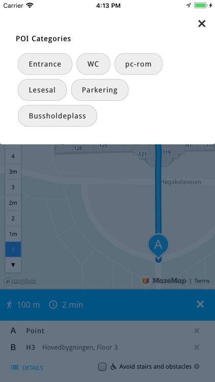 MazeMap screenshot-4