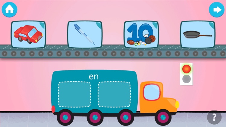 Learn English Games for Kids screenshot-9