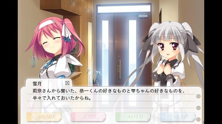 Fragment's Note2 Side:雪月 screenshot-3