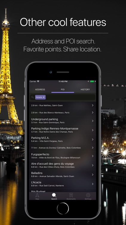 France Offline Navigation screenshot-4