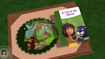 Foto do O Livro da Selva - Descoberta