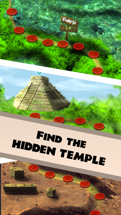 Aztec Temple Quest - Match 3 screenshot two