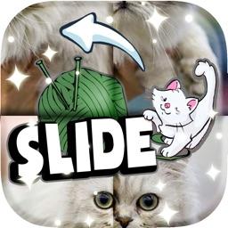 Cat Tiles Picture Quiz Games Pro