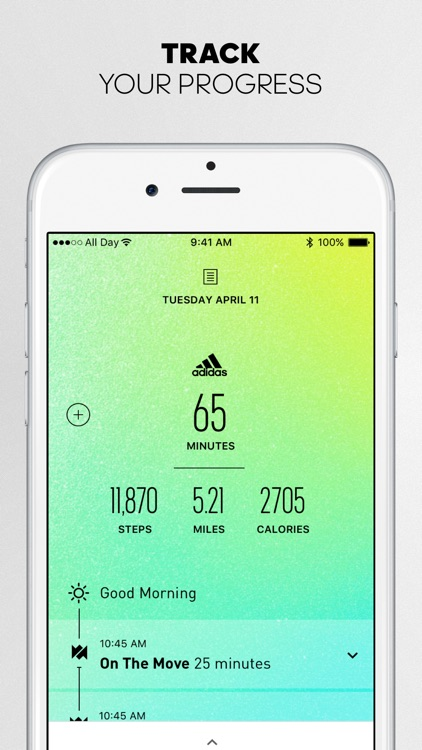 ALL DAY - Workouts & Recipes screenshot-0