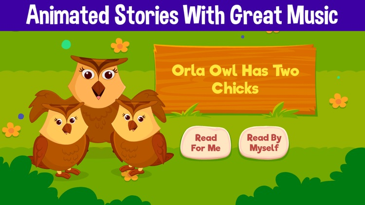 Learn To Read Stories For Kids screenshot-8