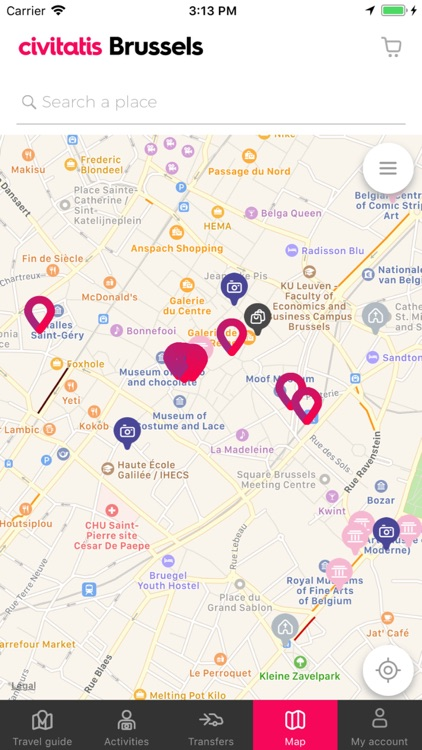 Brussels Guide Civitatis.com screenshot-5