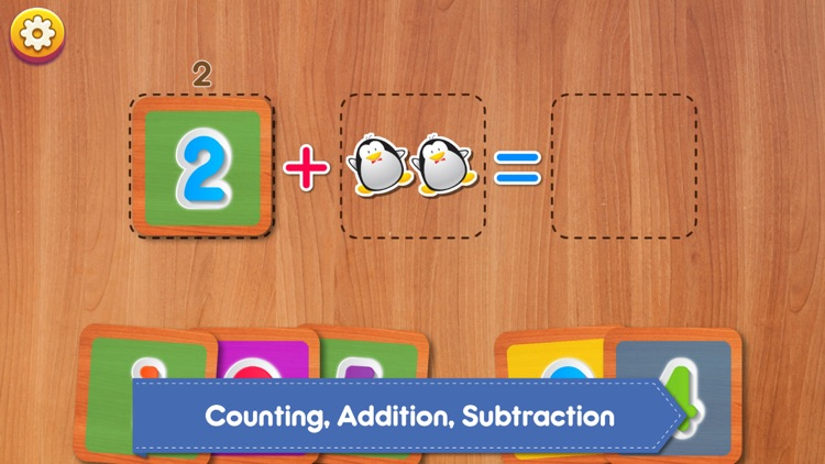Math Kids Count, Add, Subtract screenshot-1