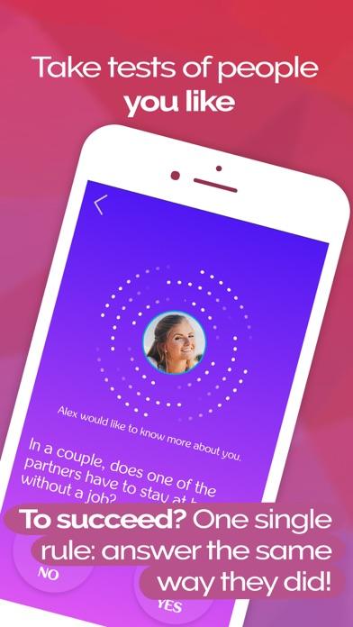 test dating app Der dating-app-test umfasst die aspekte performance, bedienung, datingpotential, sicherheit & zahlung sowie hilfe & support in diesen rubriken wurden die verschiedenen flirt-apps mit je einer punktzahl von 000 bis 500 bewertet.
