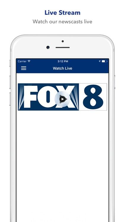 Fox8 News screenshot-4