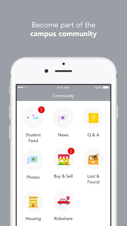 San Jose State University App screenshot-3