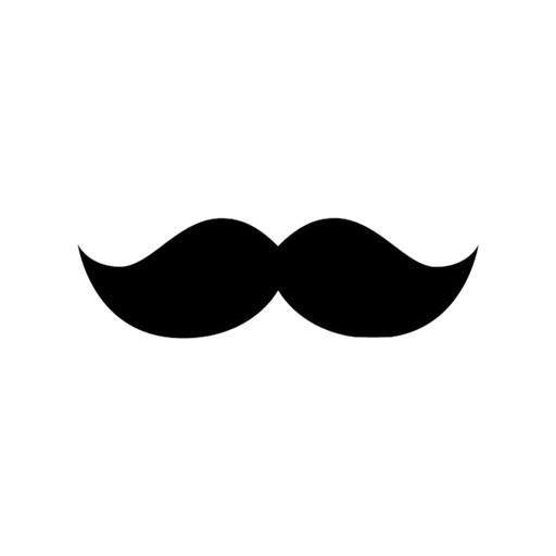 Mustache - Beard Whisker Stickers for iMessage