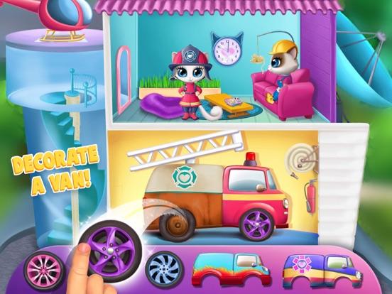 Kitty Meow Meow City Heroes screenshot 15