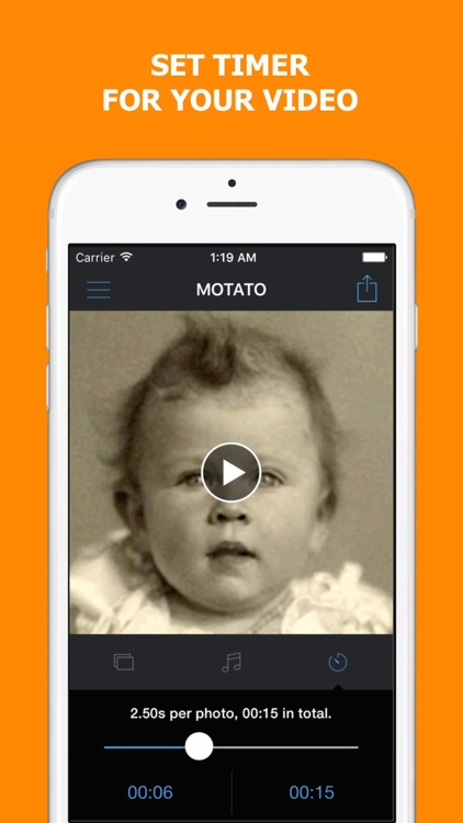 Motato - Face Morph Video screenshot-4