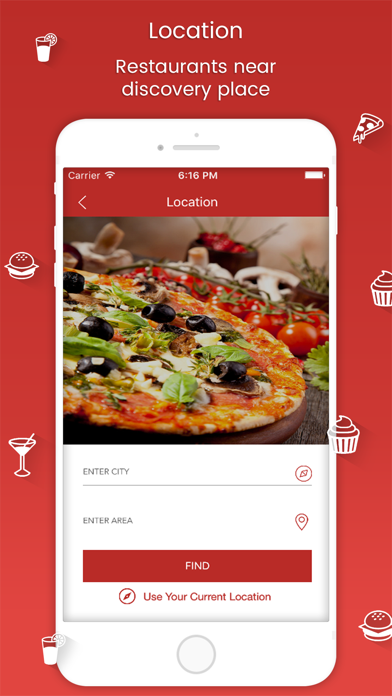 Eathub - At Your Doorstep screenshot one