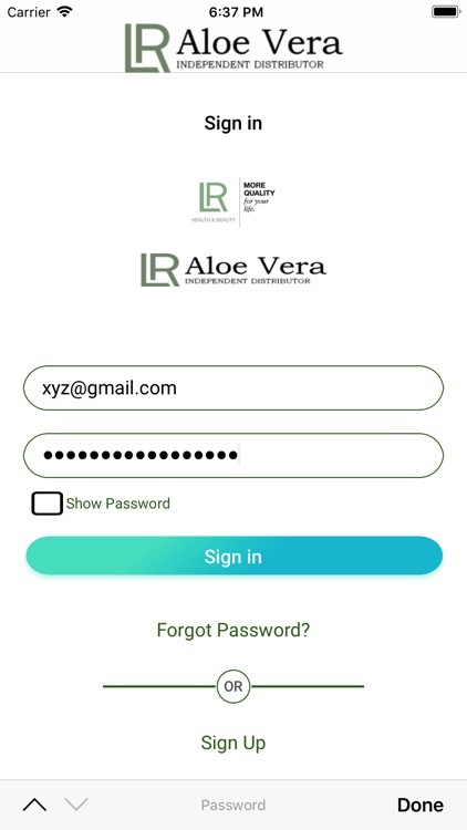 Lr Aloe Vera Shop screenshot-6