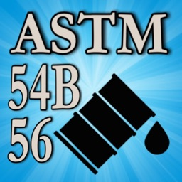 ASTM 54B & 56 CONVERSION CALC