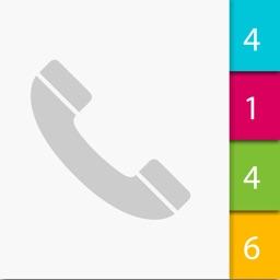 Rubrica4146: prefix dialer