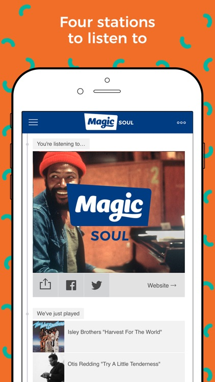 Magic Radio screenshot-3