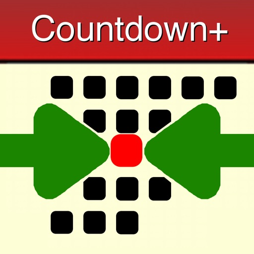 Countdown to an Event plus