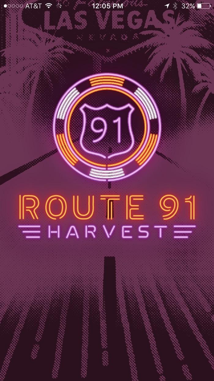 Route 91 Harvest Festival Screenshot