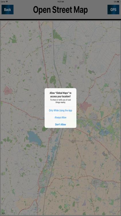 Earth - Global Base Maps