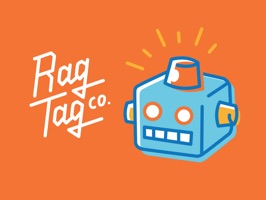 Rag Tag Stickers