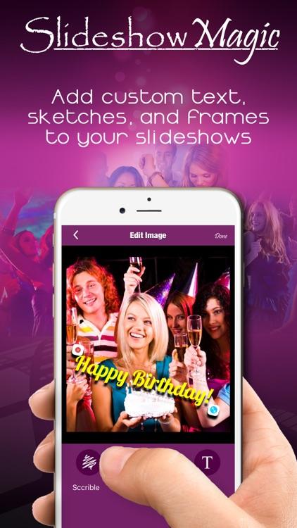 Slideshow Magic- With Music screenshot-3