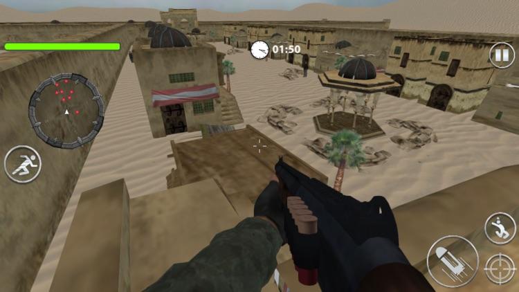 Sniper Shooting Gun 2018