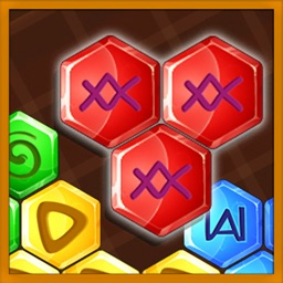 Hexa Rune Gems