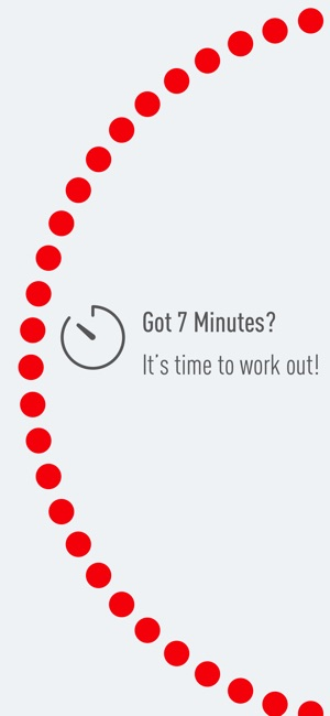 JJ Official 7 Minute Workout On The App Store