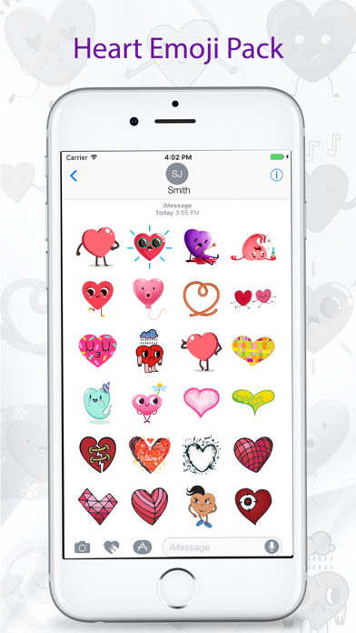 Love and Heart Stickers - Emojis, Emoticons | App Price Drops