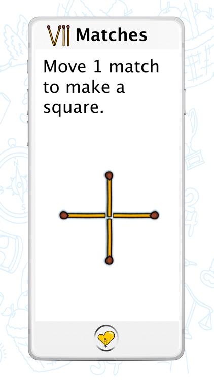 YC Logic quizzes,brain teasers screenshot-4