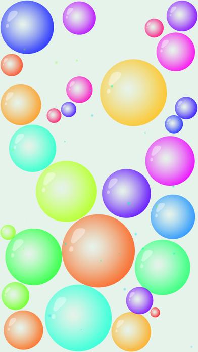 Finger Bubbles screenshot four