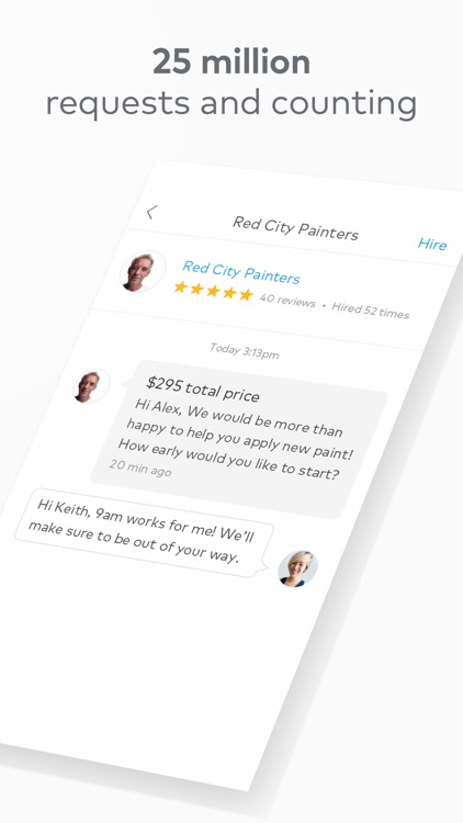 Thumbtack: Find Local Pros screenshot-3