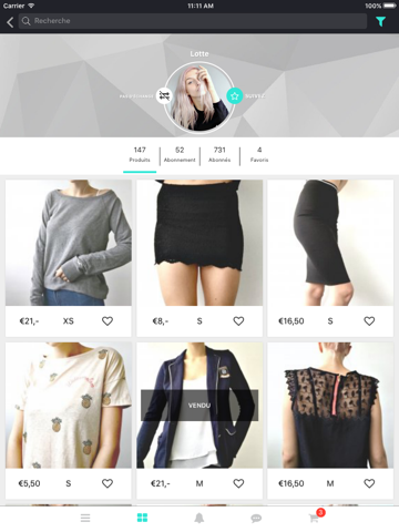 United Wardrobe - Fashion App screenshot 1