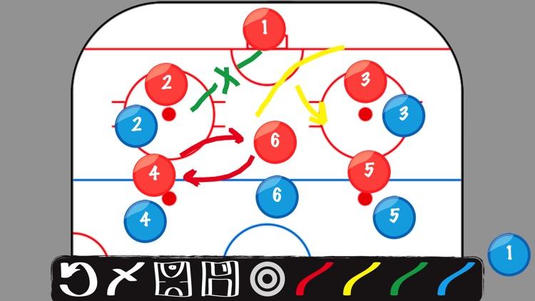 Sports Clipboard HD screenshot-3