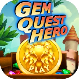 Gem Quest Hero - Jewel Legend