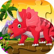 儿童恐龙游戏-恐龙世界益智游戏