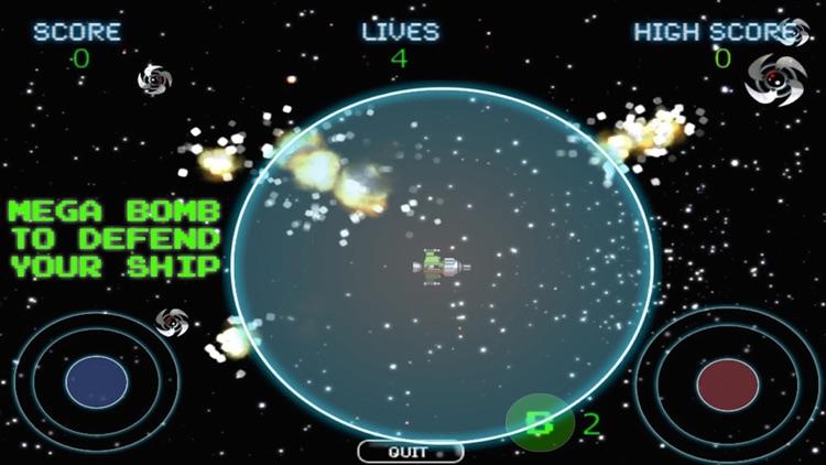Geomatrix Space Wars screenshot-3