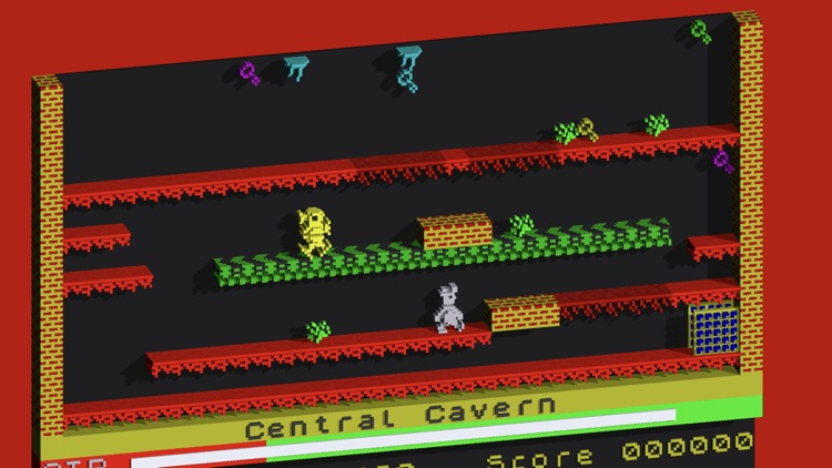 Manic Miner® screenshot-0