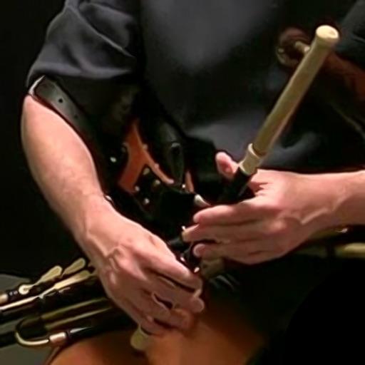 Uilleann Bagpipes - Half Set
